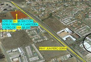 Foto de terreno comercial en venta en Juriquilla Santa Fe, Querétaro, Querétaro, 4362211,  no 01