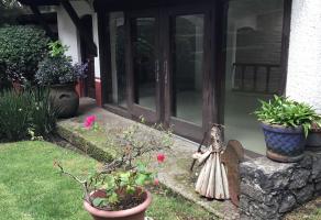 Foto de casa en condominio en renta en Barrio San Francisco, La Magdalena Contreras, DF / CDMX, 17544946,  no 01