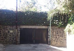 Foto de departamento en renta en Chimalistac, Álvaro Obregón, Distrito Federal, 5586205,  no 01