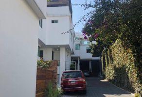 Foto de casa en condominio en venta en San Jerónimo Aculco, La Magdalena Contreras, DF / CDMX, 19473492,  no 01