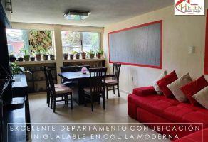 Foto de departamento en venta en Moderna, Benito Juárez, DF / CDMX, 16507336,  no 01