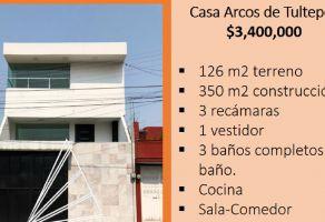 Foto de casa en venta en Villa de las Flores 1a Sección (Unidad Coacalco), Coacalco de Berriozábal, México, 20552344,  no 01