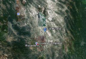 Foto de terreno habitacional en venta en La Muralla, Rioverde, San Luis Potosí, 10759090,  no 01