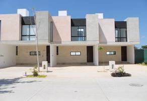 Foto de casa en condominio en venta en 88 , santa gertrudis copo, mérida, yucatán, 7697771 No. 01