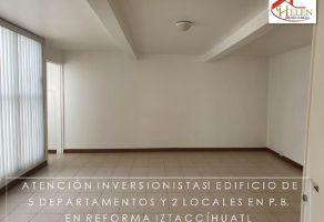 Foto de edificio en venta en Reforma Iztaccihuatl Sur, Iztacalco, DF / CDMX, 16507728,  no 01