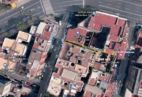 Foto de terreno habitacional en venta en Actipan, Benito Juárez, DF / CDMX, 14902170,  no 01