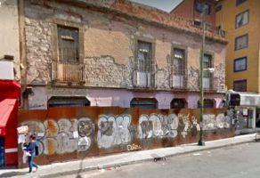 Foto de terreno habitacional en venta en Centro (Área 1), Cuauhtémoc, Distrito Federal, 6000138,  no 01