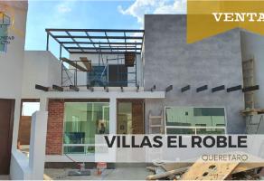 Foto de casa en venta en El Roble, Corregidora, Querétaro, 18728708,  no 01