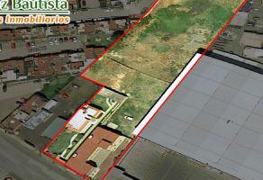 Foto de terreno industrial en venta en Los Reyes, Tultitlán, México, 5389555,  no 01