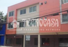Foto de departamento en renta en San Lorenzo La Cebada, Xochimilco, DF / CDMX, 21066160,  no 01