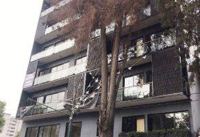 Foto de departamento en renta en Roma Norte, Cuauhtémoc, DF / CDMX, 17147395,  no 01