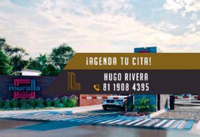 Foto de terreno habitacional en venta en El Vergel 1, Allende, Nuevo León, 19760547,  no 01
