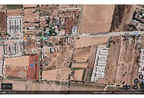 Foto de terreno habitacional en venta en Chicahuales II, Jesús María, Aguascalientes, 19790890,  no 01