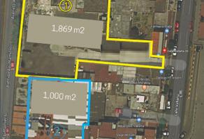 Foto de terreno comercial en venta en Tlalnepantla Centro, Tlalnepantla de Baz, México, 15224823,  no 01