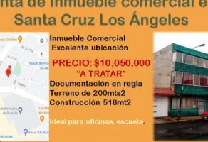 Foto de edificio en venta en Santa Cruz los Angeles, Puebla, Puebla, 20629139,  no 01