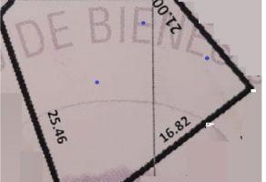 Foto de terreno habitacional en venta en 3 Marías o 3 Cumbres, Huitzilac, Morelos, 19745365,  no 01