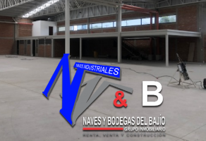 Foto de nave industrial en renta en Killian I, León, Guanajuato, 16456932,  no 01