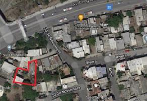 Foto de terreno habitacional en venta en San Isidro, Santa Catarina, Nuevo León, 21889206,  no 01
