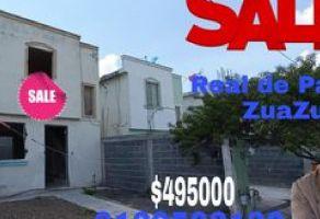 Foto de casa en venta en Las Bugambilias, General Zuazua, Nuevo León, 22173165,  no 01