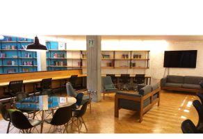 Foto de oficina en venta y renta en Roma Norte, Cuauhtémoc, DF / CDMX, 18570828,  no 01