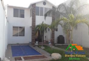 Foto de casa en venta en Otilio Montaño, Cuautla, Morelos, 21227070,  no 01