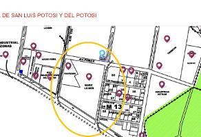 Foto de terreno industrial en venta en Zona Industrial, San Luis Potosí, San Luis Potosí, 4706871,  no 01