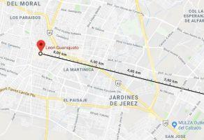 Foto de terreno habitacional en venta en Valtierra, León, Guanajuato, 22171594,  no 01