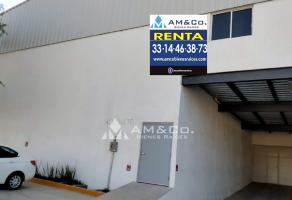 Foto de bodega en renta en Lomas Del 4, San Pedro Tlaquepaque, Jalisco, 20335297,  no 01