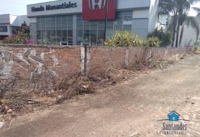 Foto de terreno comercial en renta en Manantiales del Parían, Morelia, Michoacán de Ocampo, 22154997,  no 01