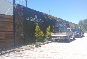 Foto de terreno habitacional en venta en Casas Yeran, San Pedro Cholula, Puebla, 17097931,  no 01