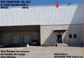 Foto de bodega en renta en Cuartel XX Café Combate, Hermosillo, Sonora, 16448278,  no 01