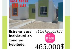 Foto de casa en venta en Arboledas de los Naranjos, Juárez, Nuevo León, 21848514,  no 01