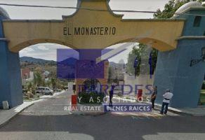 Foto de casa en venta en El Monasterio, Morelia, Michoacán de Ocampo, 21847319,  no 01