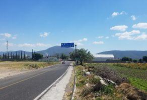 Foto de terreno habitacional en venta en La Trinidad Tepango, Atlixco, Puebla, 21897299,  no 01