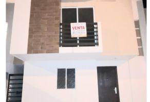 Foto de casa en venta en Quinta Colonial Apodaca 1 Sector, Apodaca, Nuevo León, 18666681,  no 01