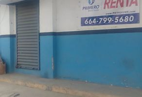 Foto de bodega en renta en Garita Internacional, Tijuana, Baja California, 19290033,  no 01
