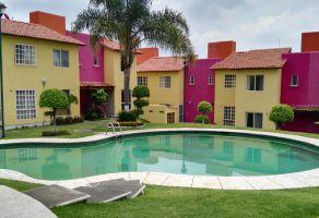 Foto de casa en condominio en venta en Ahuatlán Tzompantle, Cuernavaca, Morelos, 16035387,  no 01