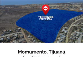 Foto de terreno comercial en venta en Las Cumbres, Tijuana, Baja California, 5581656,  no 01
