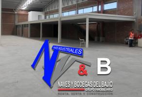 Foto de nave industrial en renta en Killian I, León, Guanajuato, 13091280,  no 01