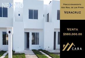 Foto de casa en venta en a 118, real de los pinos, veracruz, veracruz de ignacio de la llave, 14736712 No. 01