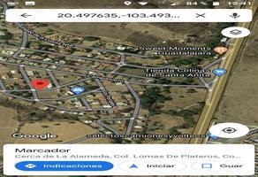 Foto de terreno habitacional en venta en a la alameda 7, colinas de santa anita, tlajomulco de zúñiga, jalisco, 0 No. 01