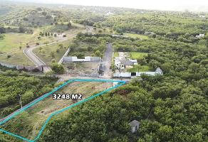 Foto de terreno habitacional en venta en a las negritas. , el barrial, santiago, nuevo león, 14360569 No. 01