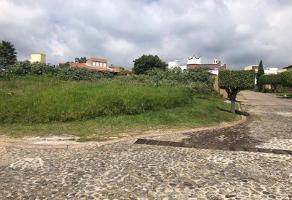 Foto de terreno habitacional en venta en a. lomas de ahuatlán 10, real de tetela, cuernavaca, morelos, 11935190 No. 01