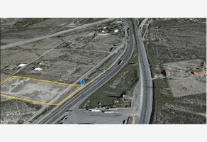Foto de terreno industrial en venta en a pie de carretera saltillo mty kilometro 26 kilometro 26, saltillo zona centro, saltillo, coahuila de zaragoza, 17125231 No. 01