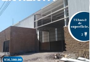 Foto de bodega en renta en Parque Industrial, Ramos Arizpe, Coahuila de Zaragoza, 21888766,  no 01