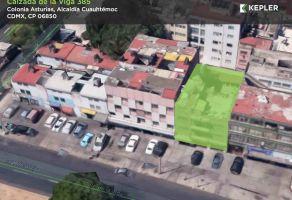 Foto de terreno habitacional en venta en Asturias, Cuauhtémoc, Distrito Federal, 6503594,  no 01