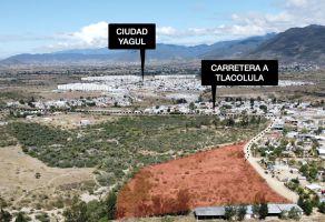 Foto de terreno comercial en venta en Ciudad Yagul, Tlacolula de Matamoros, Oaxaca, 17542520,  no 01