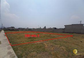 Foto de terreno habitacional en venta en San Lorenzo Chimalpa, Chalco, México, 20628755,  no 01