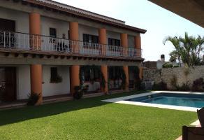 Foto de edificio en venta en Los Volcanes, Cuernavaca, Morelos, 4675957,  no 01