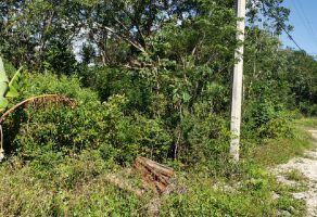 Foto de terreno habitacional en venta en Alfredo V Bonfil, Benito Juárez, Quintana Roo, 20784202,  no 01